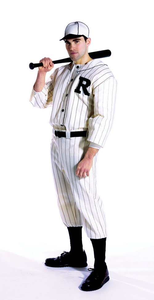 Costumes For All Occasions GC8265 Old Tyme Baseball Player Plus