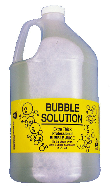 Costumes For All Occasions IA108 Bubble Solution Gallon