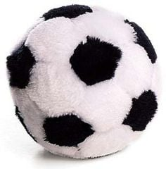 Ethical Products Plush Soccerball Dog Toy - 4225