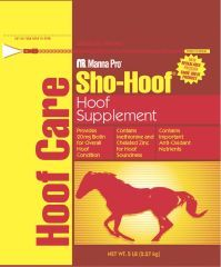 Manna Pro Sho-hoof Hoof Supplement 5 Pounds - 0092903325