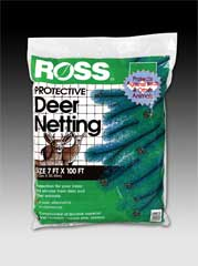 Easy Gardener Weatherly Consum Ross Deer Netting Black 7 X 100 Feet - 15464
