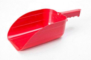 Miller Feed Scoop Red 5pint - 90/19005
