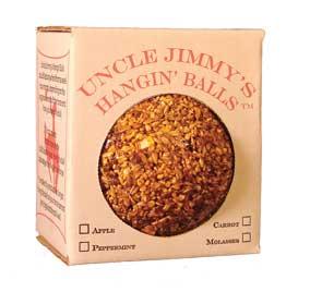 J C Quarter Horses Uncle Jimmys Hangin Balls Peppermint - HBPM