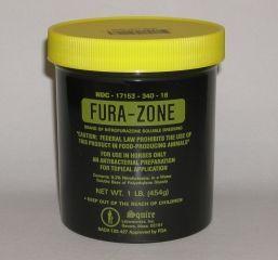Durvet Equine Fura-zone Soluble Dressing 1 Pound - 01 1111323