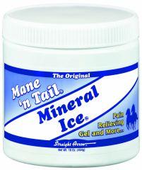 Durvet Straight Arrow Mane N Tail Mineral Ice 1 Pound - 30010