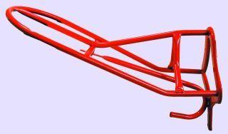 Imported Horse &supply English Seat Saddle Rack Red - 106914