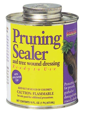 Bonide Products Pruning Sealer With Brush-top 1 Pint - 225