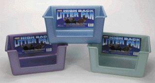 Marshall Pet Products Ferret Hi-back Litter Pan - FP-032