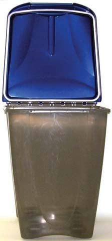 Van Ness Plastic Molding Pet Food Container Xlrg 25 Pound - FC25