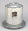 Miller Galvanized Double Wall Fountai 5 Gallon - 9835