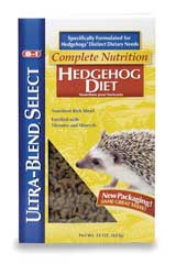 Eight In One Ultra Select Hedgehog Diet 22 Ounces - H457