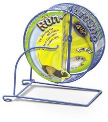Pets International Mini Run-around Wheel 4.5 Inches - 100079365