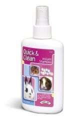 Pets International Instant Critter Shampoo 6 Ounces - 100079549