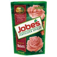 Easy Gardener Weatherly Consum Jobes Fertilizer Spikes Rose 18 Ounce Pack Of 12 - 4102