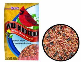 F.m. Browns Wildbird Value Blend Select Bird Food 20 Pounds - 41003