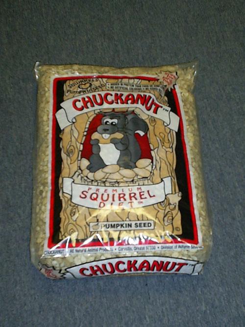 Chuck-A-Nut Products Chuck-A-Nut 10lb Bag