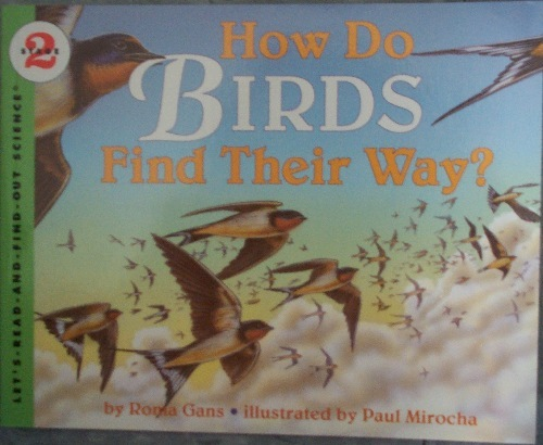 Harper Collins Publishers How Do Birds Find Their Way Book