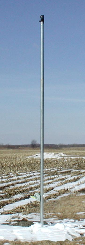Heritage Farms Purple Martin Pole System