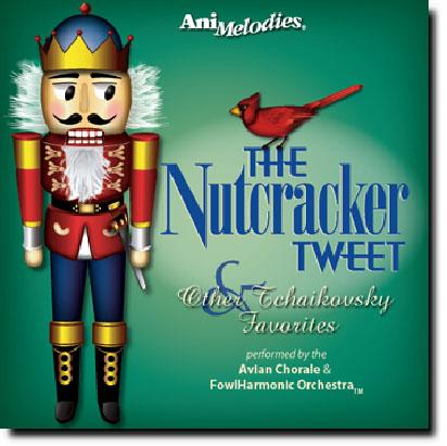 "Animelodies ANIMEL1 5"" The Nutcracker Tweet"