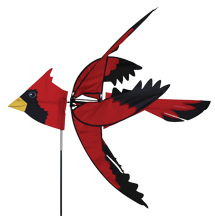 """Premier Designs PD25121 10"""" x 37"""" North American Cardinal Spinner"""