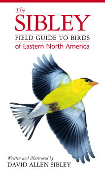 Random House Sibley Field Guide to Birds of Eastern N.A. Book