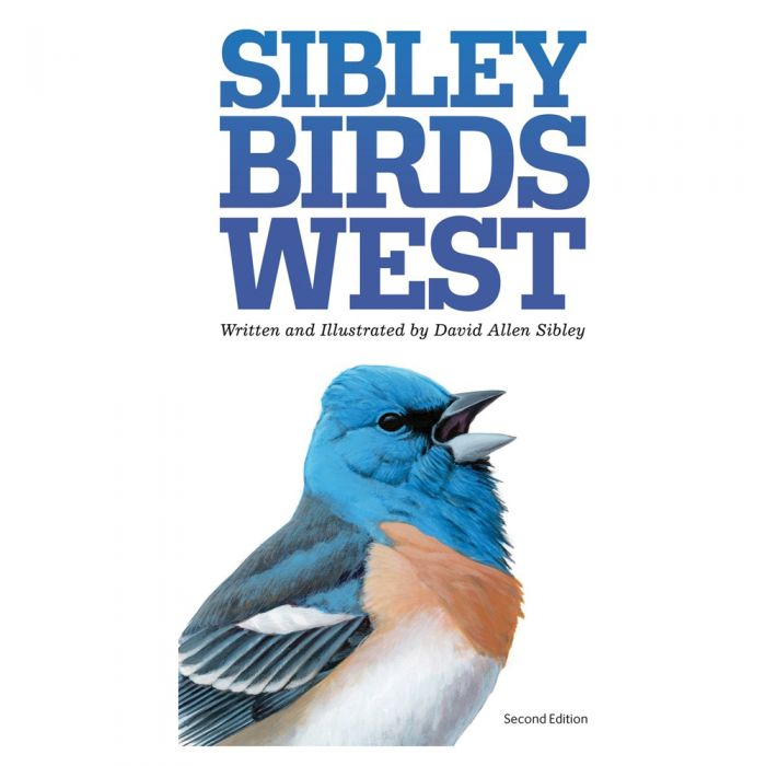 Random House Sibley Field Guide to Birds of Western N.A. Book