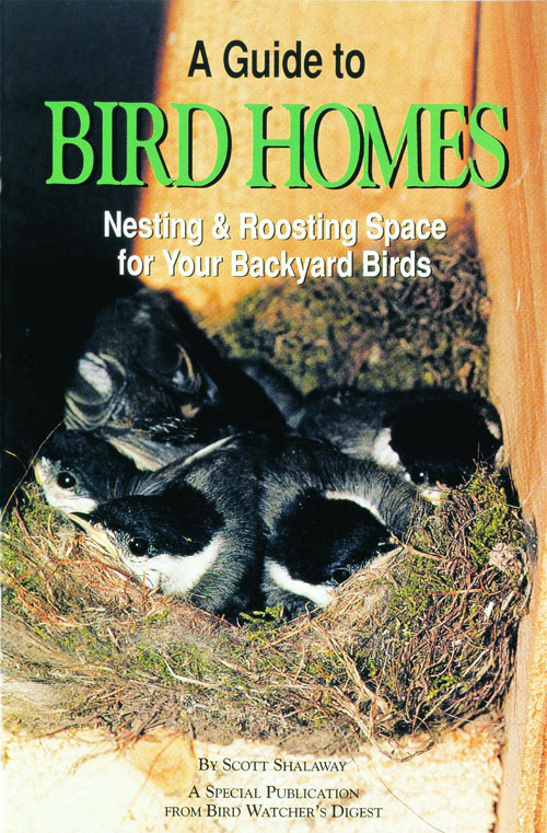 Bird Watcher s Digest A Guide To Bird Homes Book