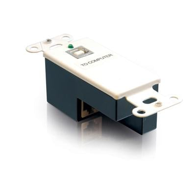 Cables To Go 29344 USB Superbooster Wall Plate