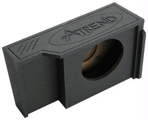 Atrend A151-10Cp Subwoofer Boxes 10 Single Down-Fire