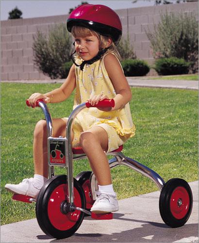 Angeles FB0100SR 10 Inch SilverRider Trike