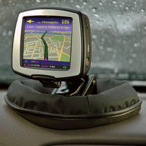Bracketron UFM-100-BL Mobile Nav-Mat for GPS