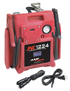 K & K JUMPSTART JNC1224 3400/1700 Peak Amp 12 24 Volt Jump Starter