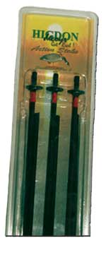 Higdon Decoys 36244 Action Stake Clam Shell Packaged - 6 Pack