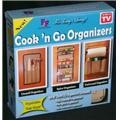 Functional Fabrics  Inc. CGO-092-Cook n Go Organizer