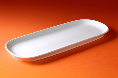 Pillivuyt 220553BL Salmon Platter - 21 x 8 Inch