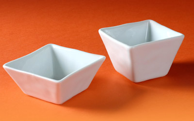 Pillivuyt 264008 Quartet Shallow Ramekin - 4 oz.