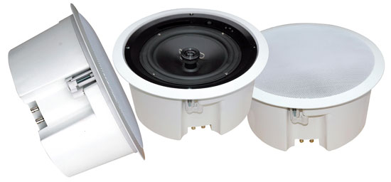 Sound Around PDPC5T In Ceiling Enclosed Speaker System