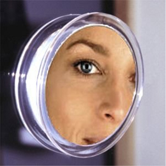 Zadro FC27 Suction Cup Mirror in 7x