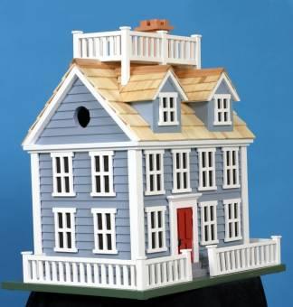 Home Bazaar CM-1002 Nantucket Colonial Birdhouse