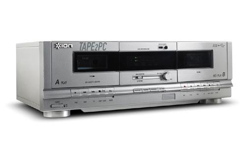 Cassette & CD Decks