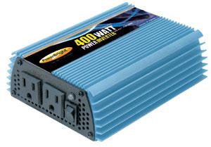 Power Bright PW400-12 12 Volt Power Inverter