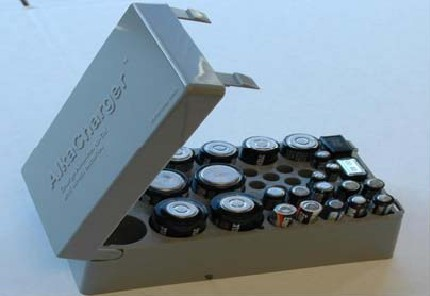 Inventist ALKA AlkaCharger Battery Charger