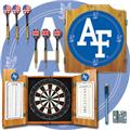 Air Force Dart Cabinet - Includes Darts and Board