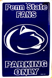 LGP - 028 Penn State Fans Parking Only Parking Sign - PS30001