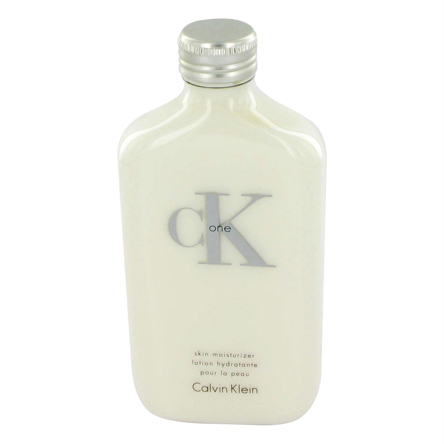 Calvin Klein 400508 CK ONE by Calvin Klein Body Lotion 8.5 oz