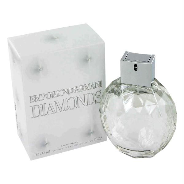 Emporio Armani Diamonds by Giorgio Armani Eau De Parfum Spray 3.4 oz