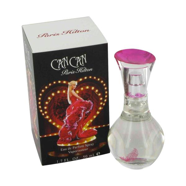 Can Can by Paris Hilton Eau De Parfum Spray 3.4 oz