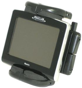 Bracketron Phv-202-Bl Mobile Grip-It Gps Device Holder With Rotating Vent Mount