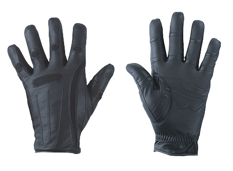 Bionic Glove DRBMXXL Men's Dress Black Pair- XX-Large