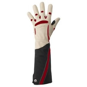 Bionic Glove ROSWM Women's Rose Gauntlet Maroon- Medium